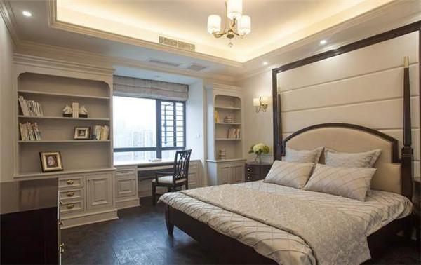 三室两厅两卫两阳台装修效果图