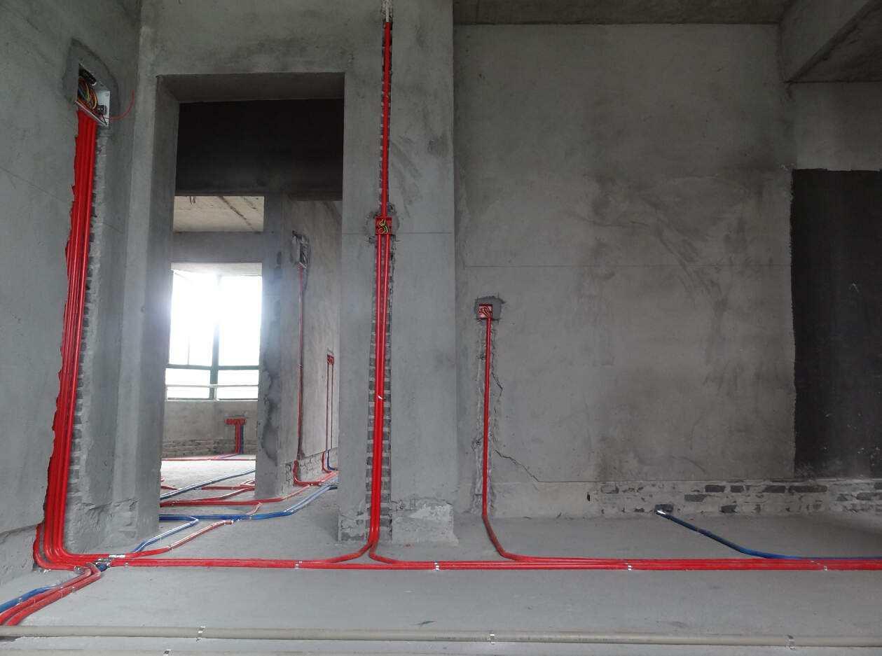 家装水电施工注意事项