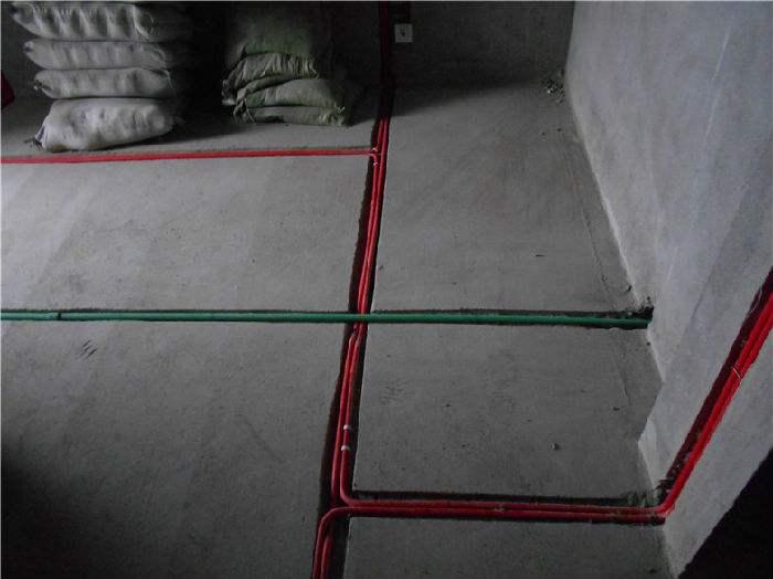 家装水电施工