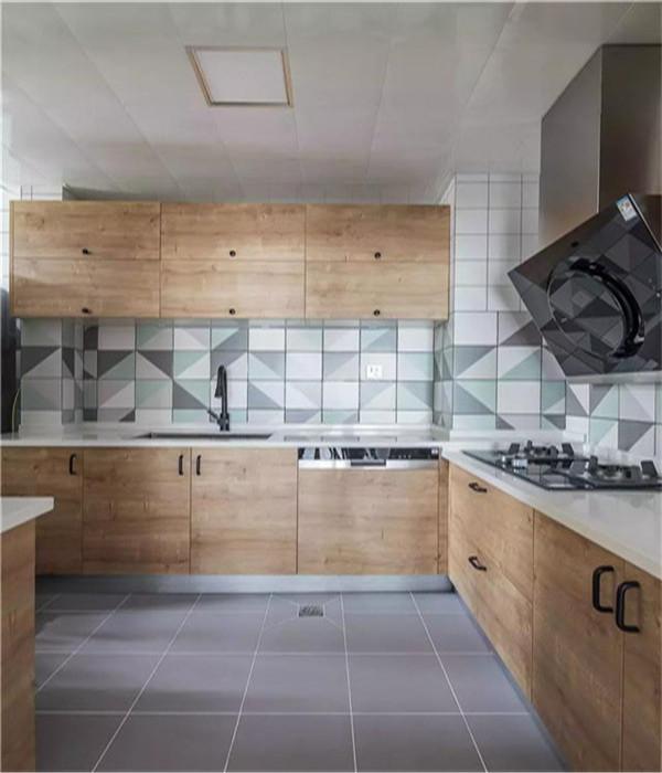 110平米3房北欧风之厨房
