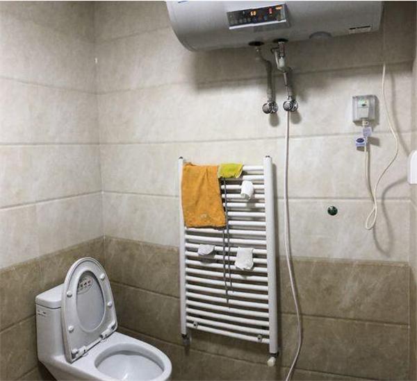 卫生间淋浴区装修