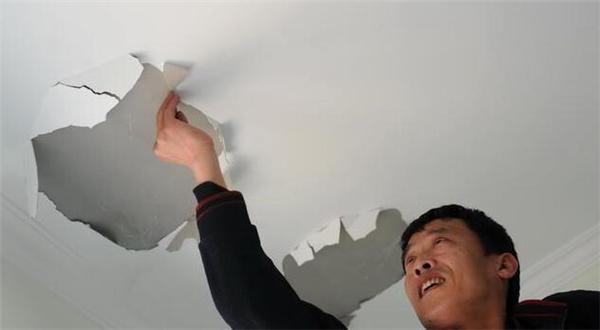 铲除原墙皮