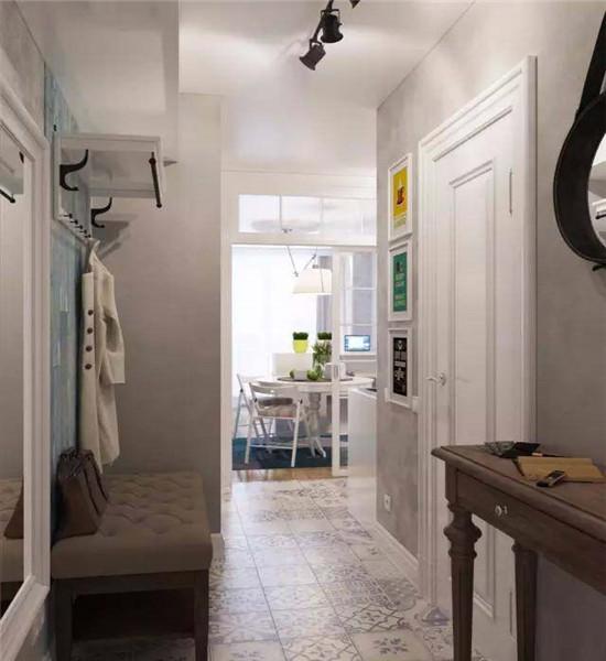 26㎡单身公寓装修案例图1