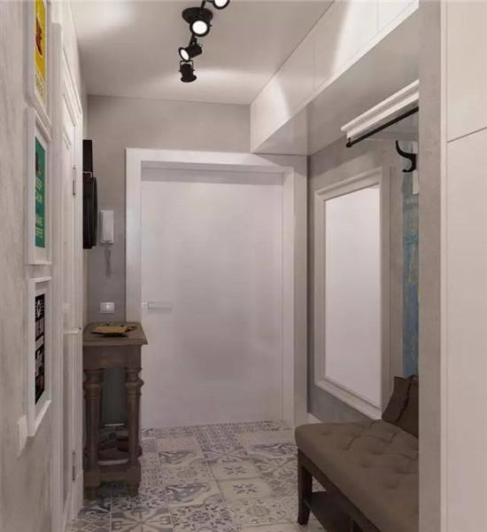 26㎡单身公寓装修案例图3
