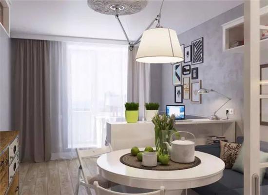 26㎡单身公寓装修案例图5