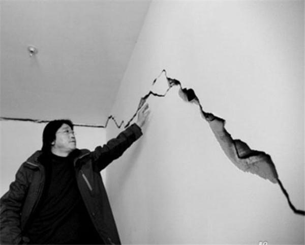墙面开裂的原因分析