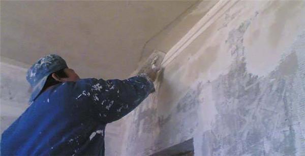 墙面开裂的修复方法