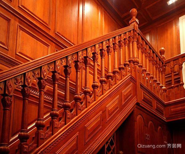 木质楼梯扶手价格
