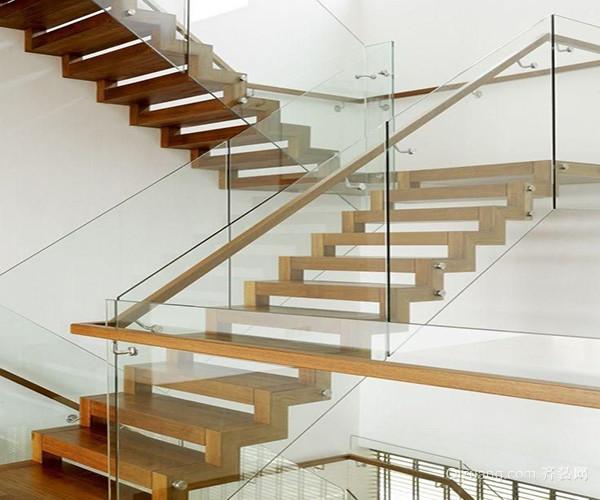 玻璃楼梯扶手安装步骤