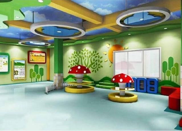 适合幼儿园的装修风格有哪些