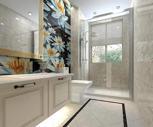 卫生间瓷砖什么颜色好
