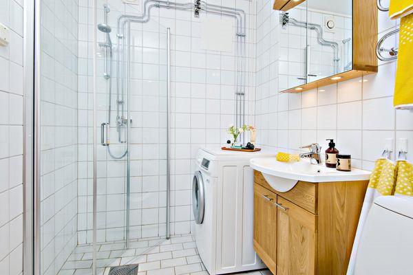 新房淋浴房装修