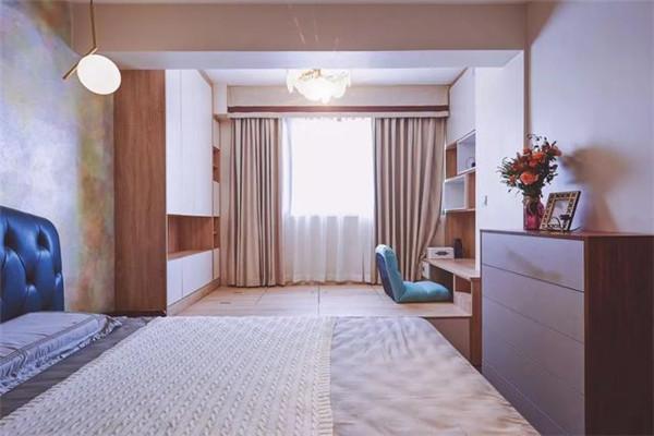 58平米2居室装修效果图10