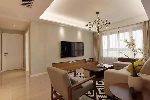 客厅、餐厅及过道工程