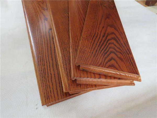 自己装修实木地板用量计算公式