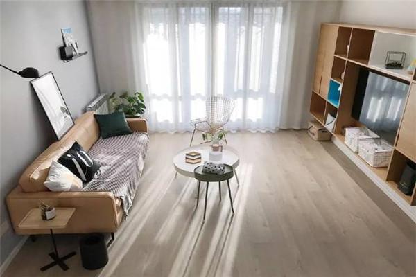 客厅简约北欧风家装