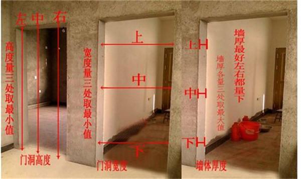 室内门装修尺寸