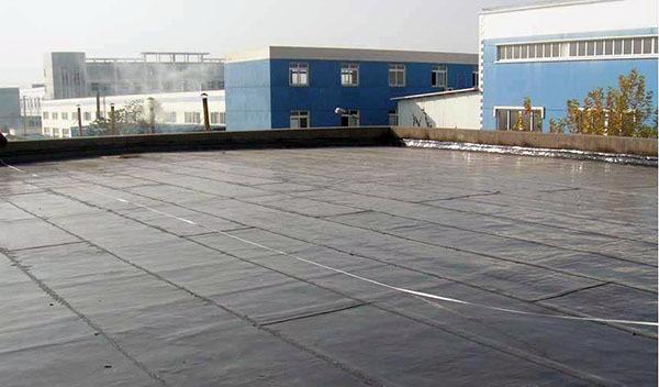 屋面防水材料有哪些