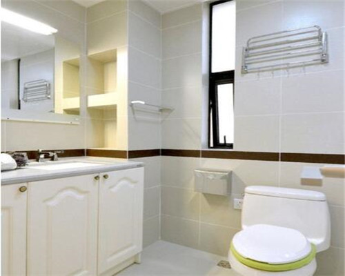 卫生间装修细节