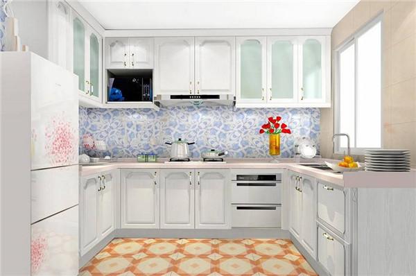 厨房地面装修材料