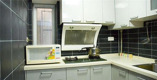厨房抽油烟机选购及安装