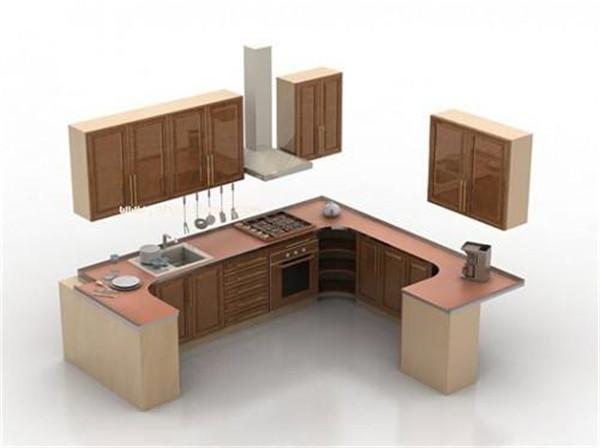 厨房操作台装修