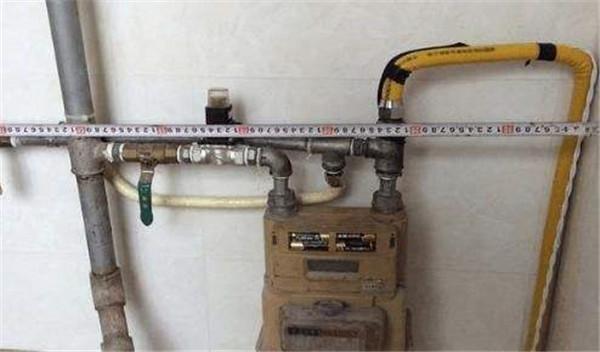 厨房煤气管道安装