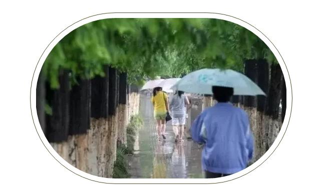 柳州梅雨季节