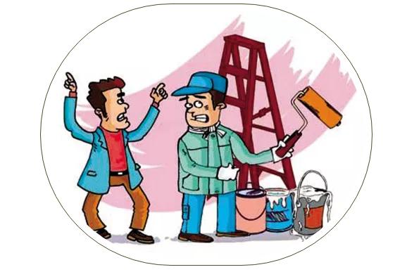 梅雨季节装修刷油漆需谨慎