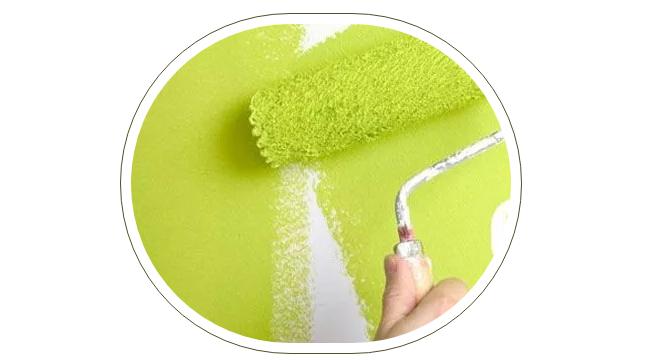 梅雨季节装修刷油漆