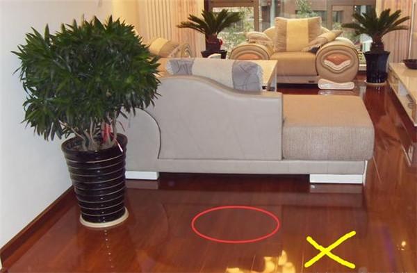 小户型木地板安装误区