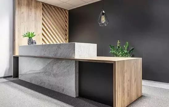 极简北欧风办公室装修设计图2