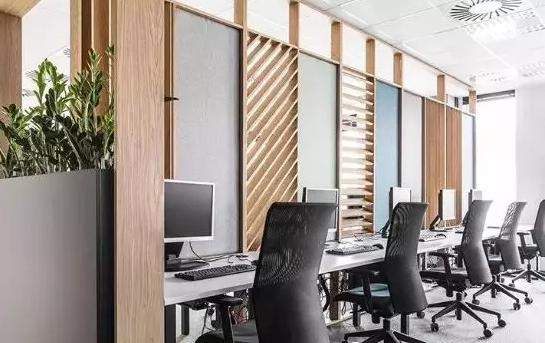 极简北欧风办公室装修设计图5