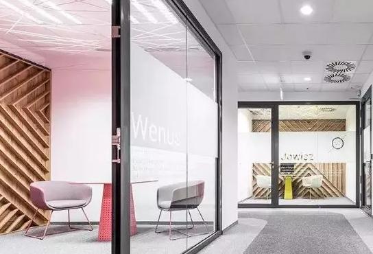 极简北欧风办公室装修设计图8
