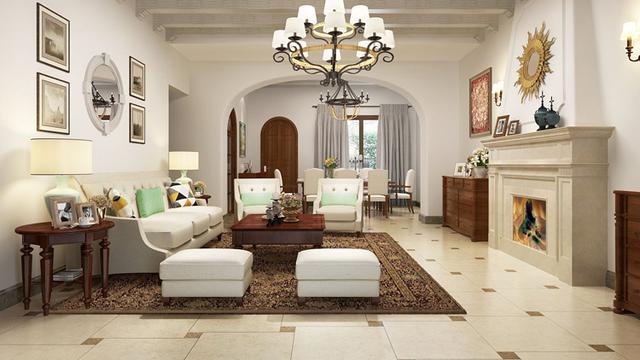 如何打造惬意的客厅沙发区