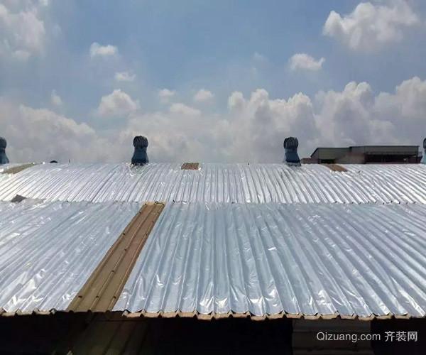 屋顶隔热材料有哪些