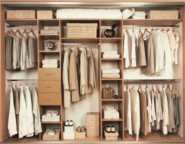 衣柜收纳要学会规划