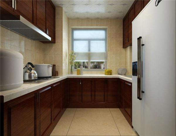 实用厨房装修瓷砖不能少