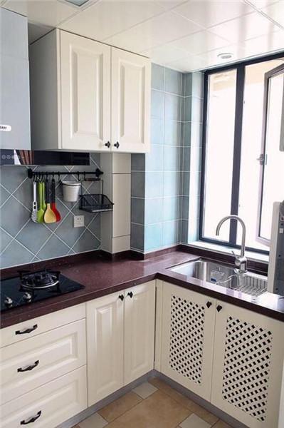 二手房厨房改造装修说明