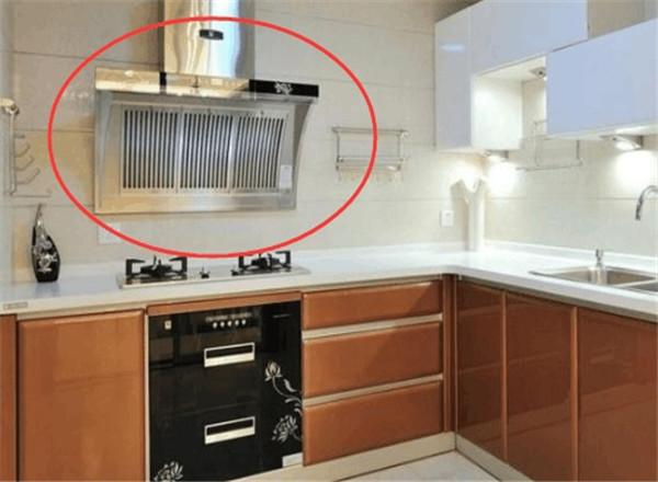 厨房抽油烟机