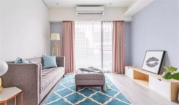 土耳其蓝的图腾地毯