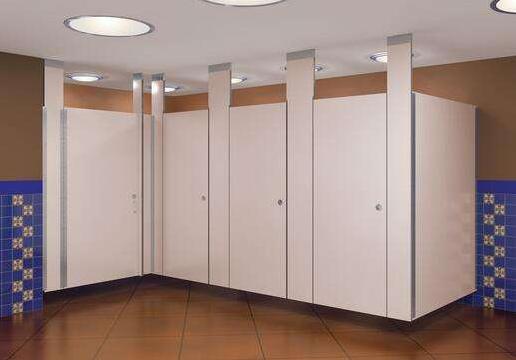卫生间隔断材料之人造板材