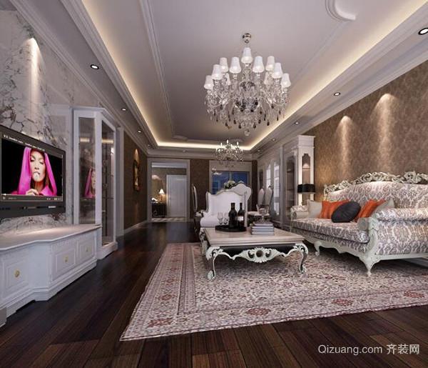 客厅地板什么颜色好看