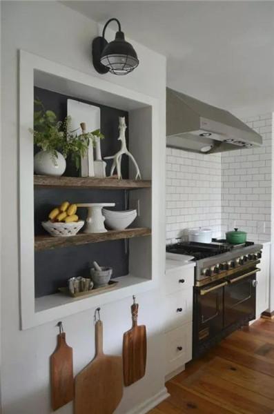厨房壁龛设计