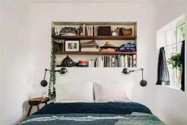 卧室壁龛设计