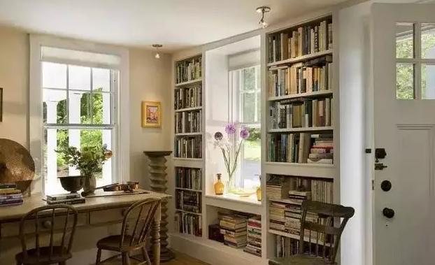 个性书房设计效果图5