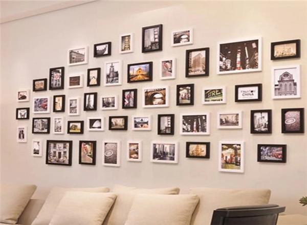 创意组合相片墙夹子