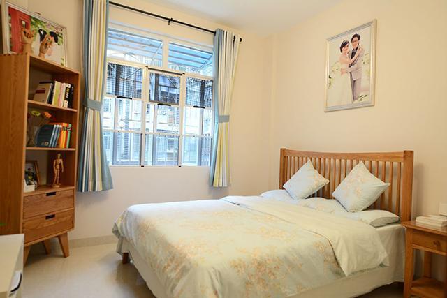 99㎡现代简约卧室装修