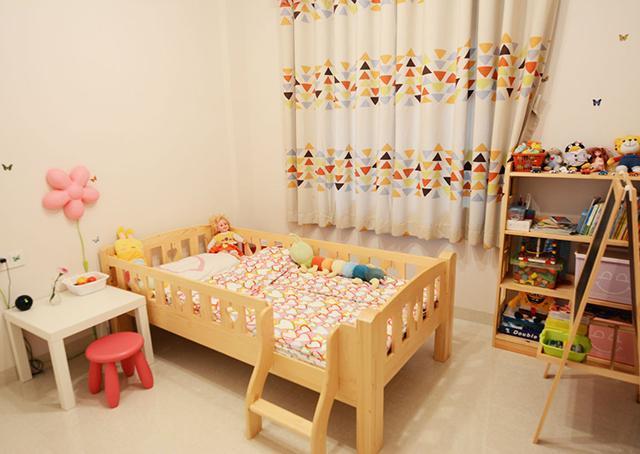 99㎡现代简约儿童房装修
