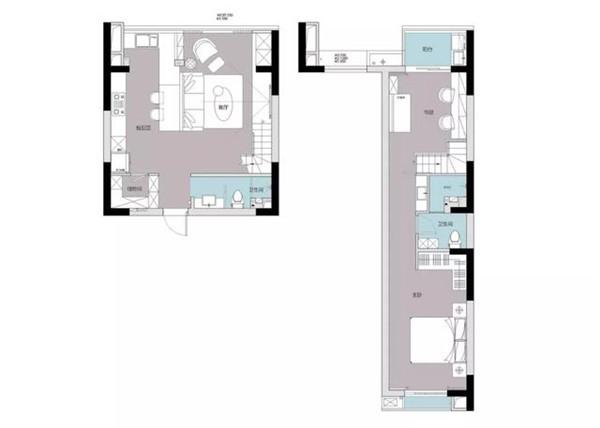北欧loft公寓